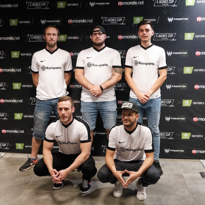 Kompario CS Team